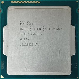 Procesor Intel® Xeon® E3-1240 v3