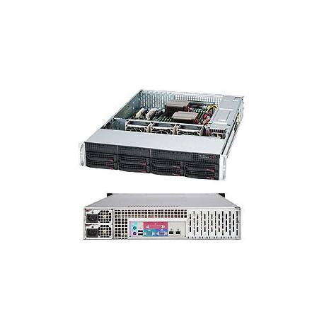 Supermicro CSE-825TQC-R802LPB
