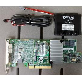 Kontroler RAID 9361-4i + CacheVault SAS3/SATA