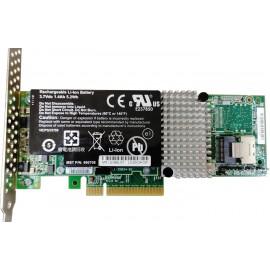 Kontroler RAID 9750-4i + CacheVault SAS2/SATA 6Gb/s