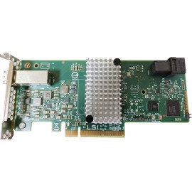 Host Bus Adapter 9300-4i4e 12Gb/s SAS3
