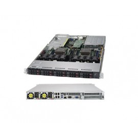 X11DPU-XLL,CSE-119UTS-R751P-T W/6144 V4,12x16GBAOC-UR-I4G