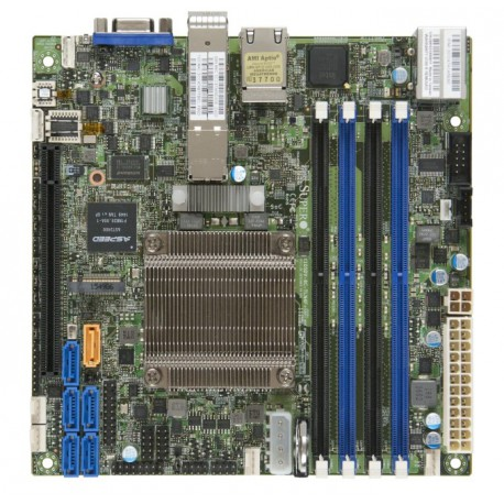 Supermicro MBD-X10SDV-12C-TLN4F+