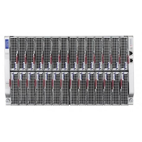 Supermicro MicroBlade MBE-628L-816 przód