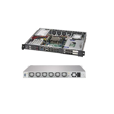 Supermicro SuperServer SYS-1019D-FHN13TP