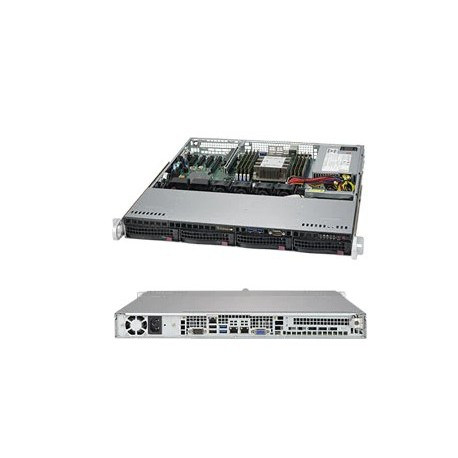 Supermicro SuperServer SYS-5019P-MT