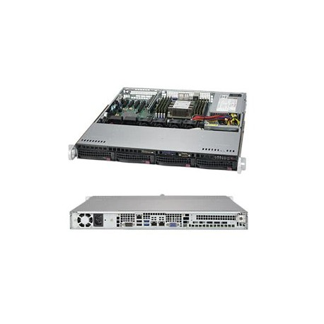 Supermicro SuperServer SYS-5019P-WTR