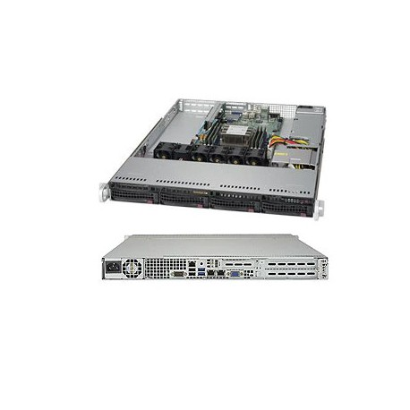 Supermicro SuperServer SYS-5019P-WT