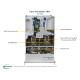 Supermicro SYS-2029U-TR4T widok z góry