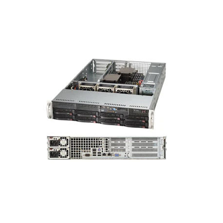 Supermicro SuperServer 2U SYS-6028R-WTRT