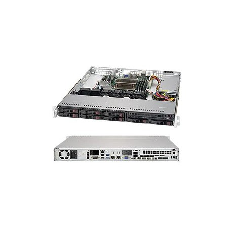 Supermicro SuperServer SYS-1019S-MC0T