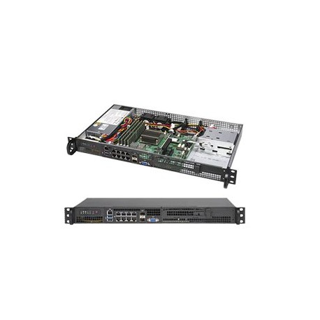Supermicro SuperServer SYS-5019A-FTN10P
