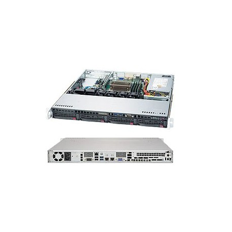 Supermicro SuperServer SYS-5019S-MT