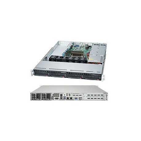Supermicro SuperServer SYS-5019S-WR