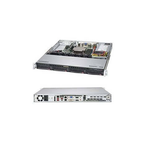 Supermicro SuperServer SYS-5019C-MHN2