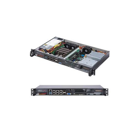 Supermicro SuperServer SYS-5019D-4C-FN8TP