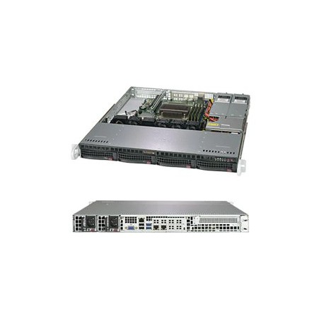 Supermicro SuperServer SYS-5019C-MR