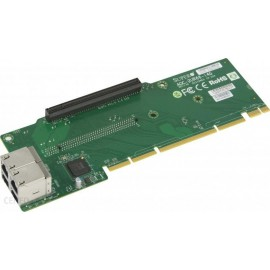 2U ultra riser with 4GbE and 2 PCI-E x16 3.0, based on i350