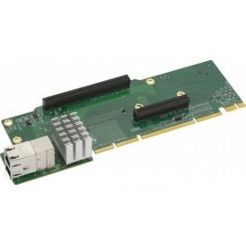 2U Ultra Riser 4-port GbE, Intel i350 (For Integration Only)