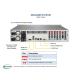 Supermicro SuperStorage SSG-6029P-E1CR12H tył