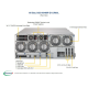 Supermicro SuperStorage SSG-6048R-E1CR60L tył