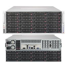 SSG UP 4U X11SPH-nCTF, CSE-847BE1C-R1K23LPB