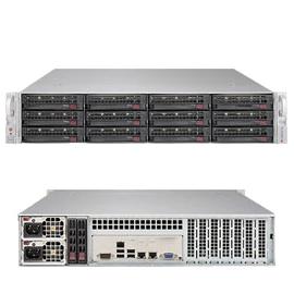 X11DPH-T, CSE-826BE1C4-R1K23LPB