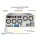Supermicro SuperStorage SSG-6049P-E1CR60H tył
