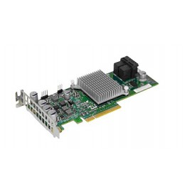 Kontroler RAID Supermicro 8 portów 12Gb/s AOC-S3008L-L8I