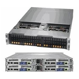 Supermicro SuperServer Rack 2U 2029BT-HNC0R