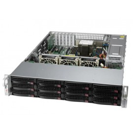Supermicro UP Storage SuperServer SSG-520P-ACTR12H