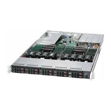 Supermicro serwer Rack 1U SYS-1028U-TRT+