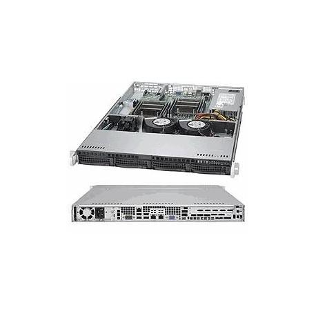 Supermicro serwer Rack 1U SYS-6018R-TD