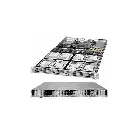 Supermicro serwer Rack 1U SYS-6018R-TD8