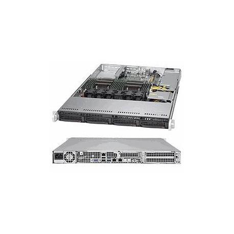 Supermicro serwer Rack 1U SYS-6018R-TDW