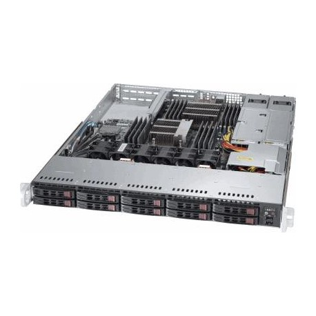Supermicro serwer Rack 1U SYS-1028R-WTNR