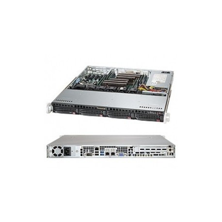 Supermicro SuperServer SYS-6018R-MT-BULK