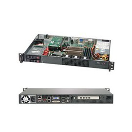 Supermicro SuperServer 1U SYS-1019C-HTN2