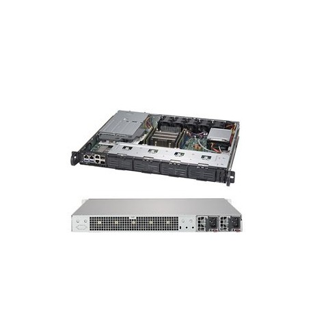 Supermicro SuperServer 1U SYS-1019D-16C-FRN5TP