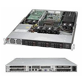 Supermicro serwer Rack 1U SYS-1018GR-T