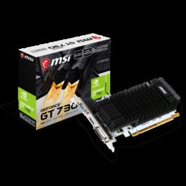 MSI VGA 2GB GT730 LP Silent V/H/DVI
