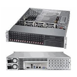 Supermicro SuperServer 2U SYS-2028R-C1RT