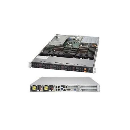 Supermicro serwer 1U SYS-1028U-TNR4T+