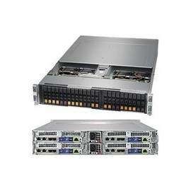 Supermicro SuperServer Rack 2U SYS-2029BT-HNC1R