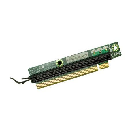 Pasywny Riser Supermicro 1U RHS 1xPCI-E 2.0 x16 R1U-E16R