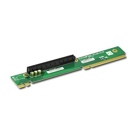 Pasywny Riser Supermicro 1U LHS 1xPCI-E 2.0 x16 R1UG-E16