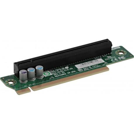 Pasywny Riser Supermicro 1U LHS 1x PCI-E 2.0 x16 R1UG-E16-X9