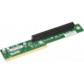Pasywny Riser Supermicro 1U LHS 1xPCI-E 3.0 x16 R1UG-E16A+II