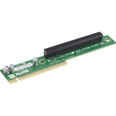 Pasywny Riser Supermicro 1U LHS 1xPCI-E 3.0 x16 R1UG-E16A-X9