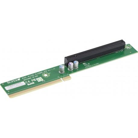 Pasywny Riser Supermicro 1U RHS 1xPCI-E 3.0 x16 R1UG-E16BR-X9